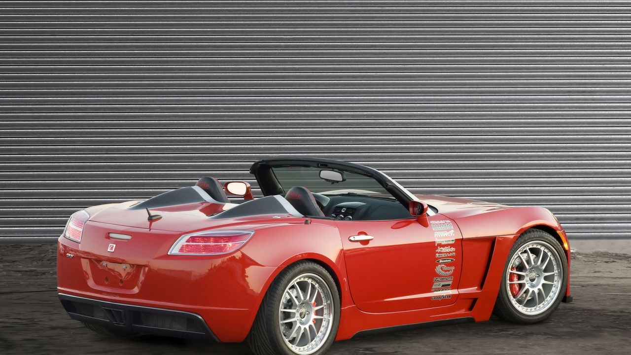 Turbo Saturn Sky tuning - 1280x720