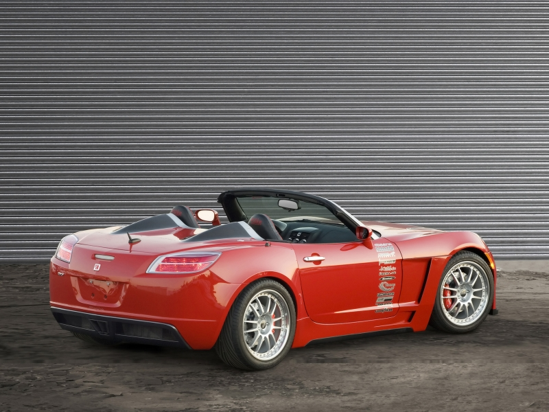 Turbo Saturn Sky tuning - 800x600