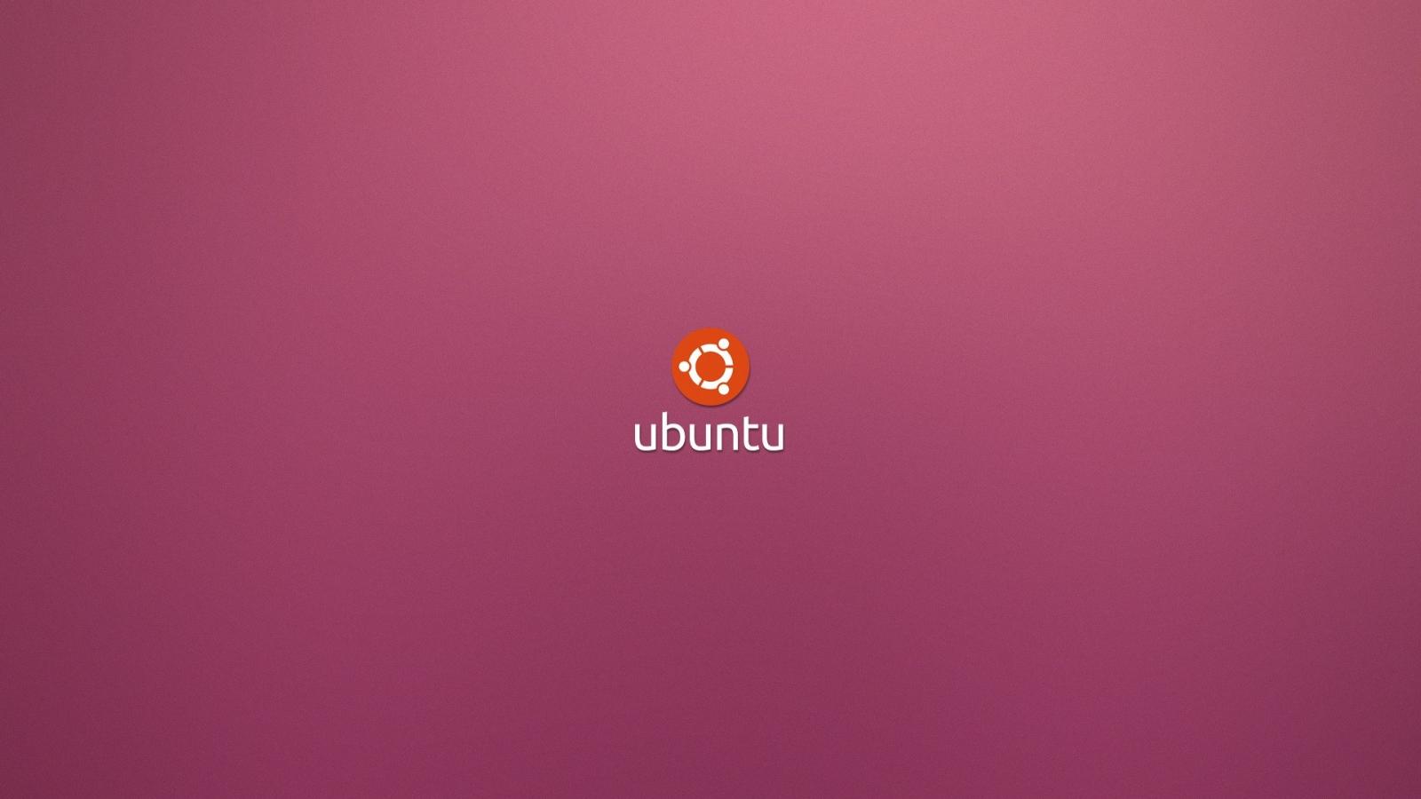 Ubuntu fondo - 1600x900