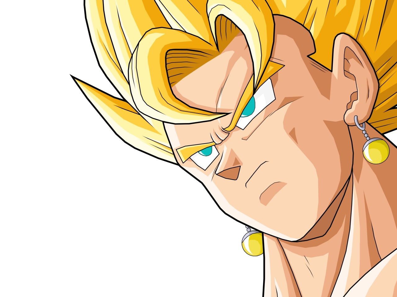 Vegeto de Dragon Ball Z - 1280x960