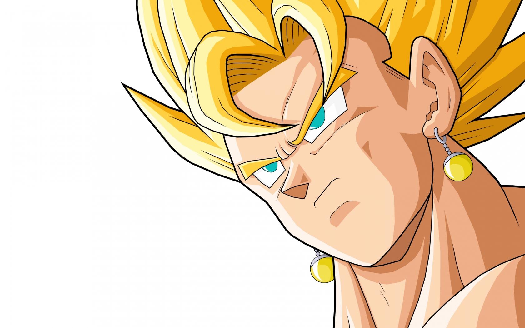 Vegeto de Dragon Ball Z - 1680x1050
