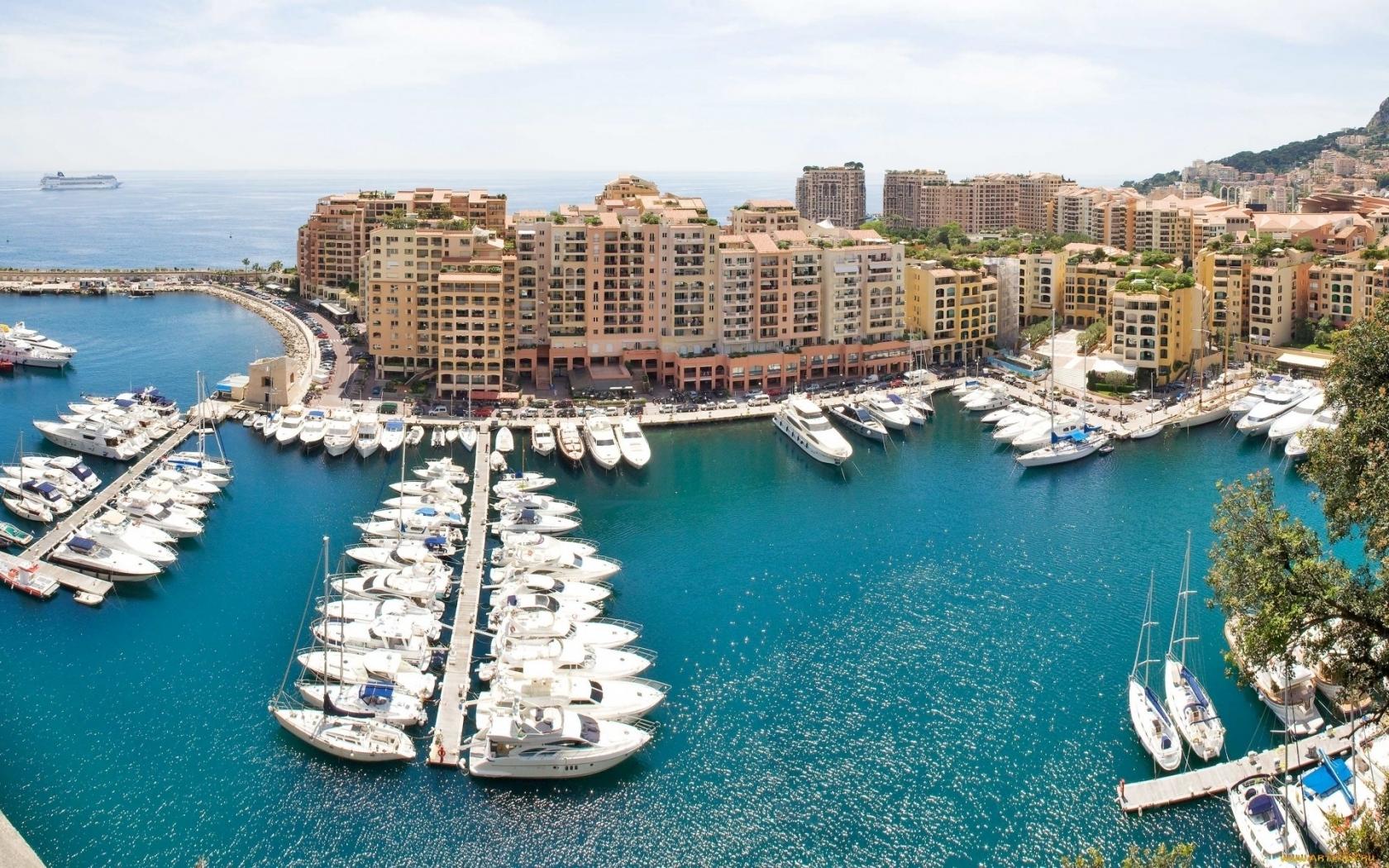 Villa de Monaco - 1680x1050