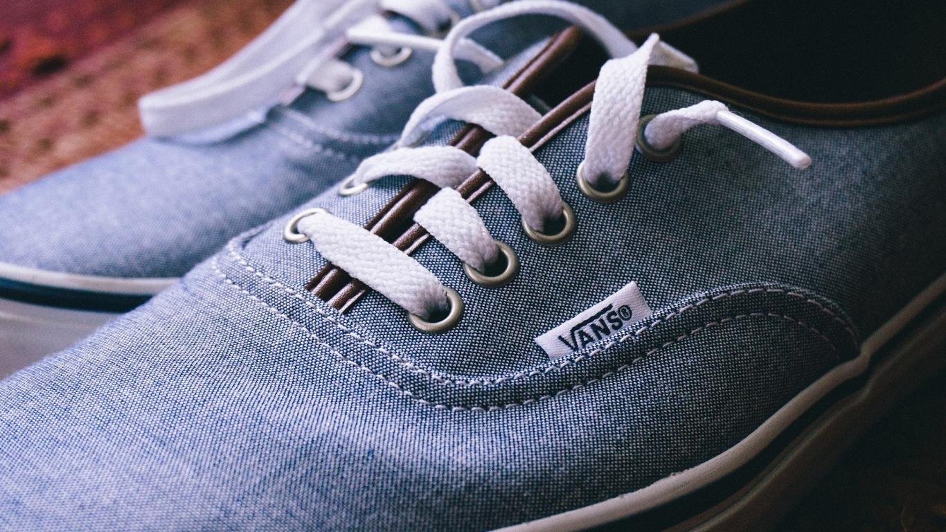 Zapatillas de lona - 1366x768