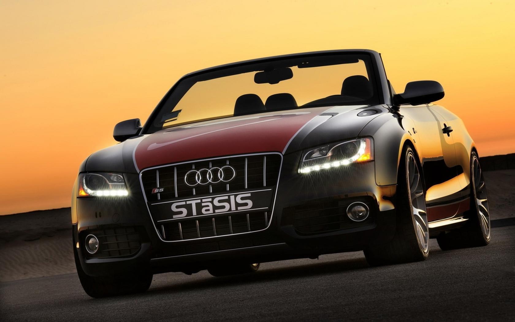 Audi Stasis 2014 - 1680x1050