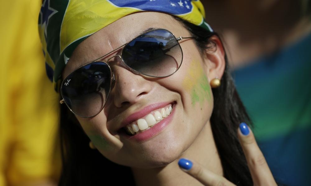 Bellas Brasileñas en el Mundial - 1000x600