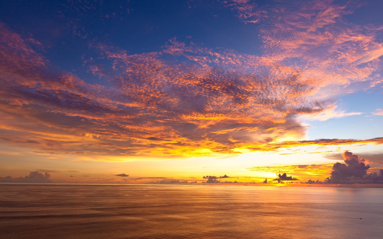 Bellas puestas de sol - 1440x900