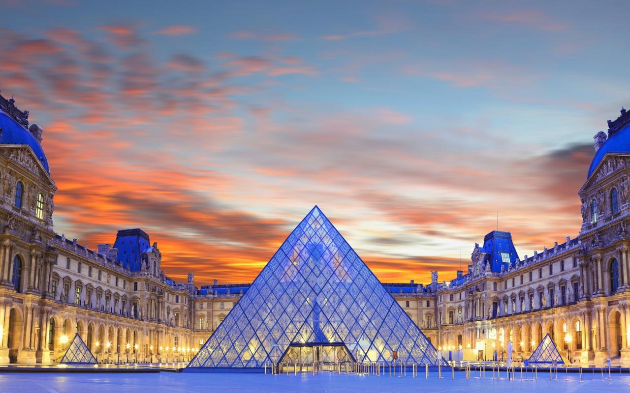 Ciudad de Paris - 1280x800