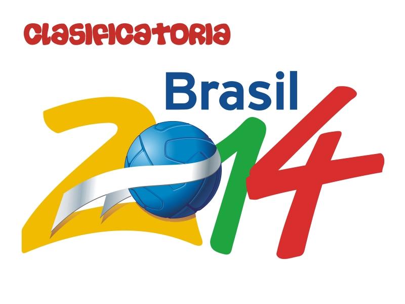 Clasificatoria Brasil 2014 - 800x600