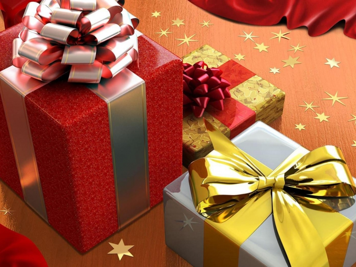 Como decorar las cajas de regalos - 1152x864