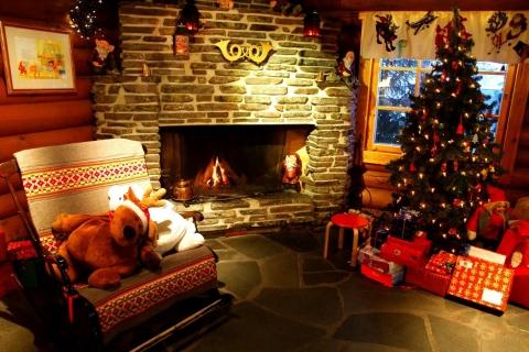 Decoración de interiores de casa para navidad - 480x320