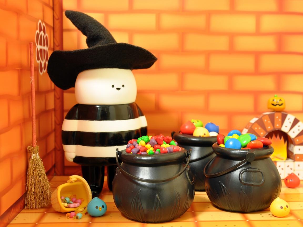 Dulces para Halloween - 1152x864