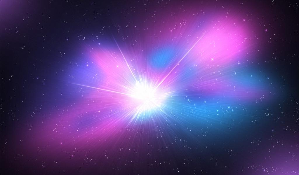 El espacio y galaxias - 1024x600