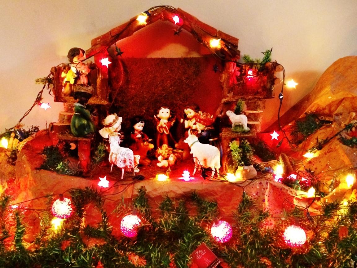 El Nacimiento de Jesus - 1152x864