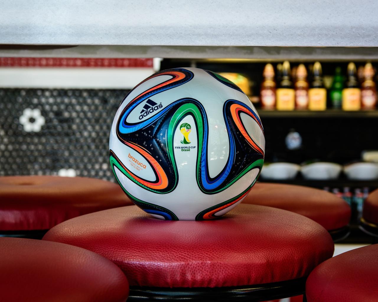 El nuevo balón para el Mundial - 1280x1024