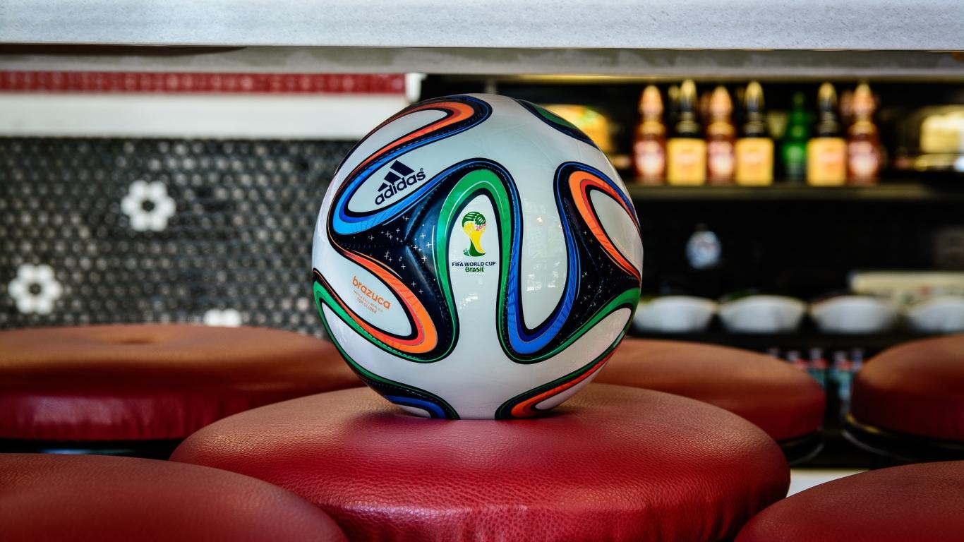 El nuevo balón para el Mundial - 1366x768