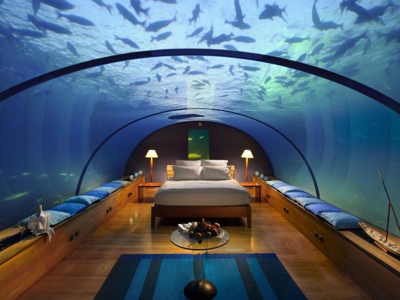Habitacion con panorama acuatico - 800x600