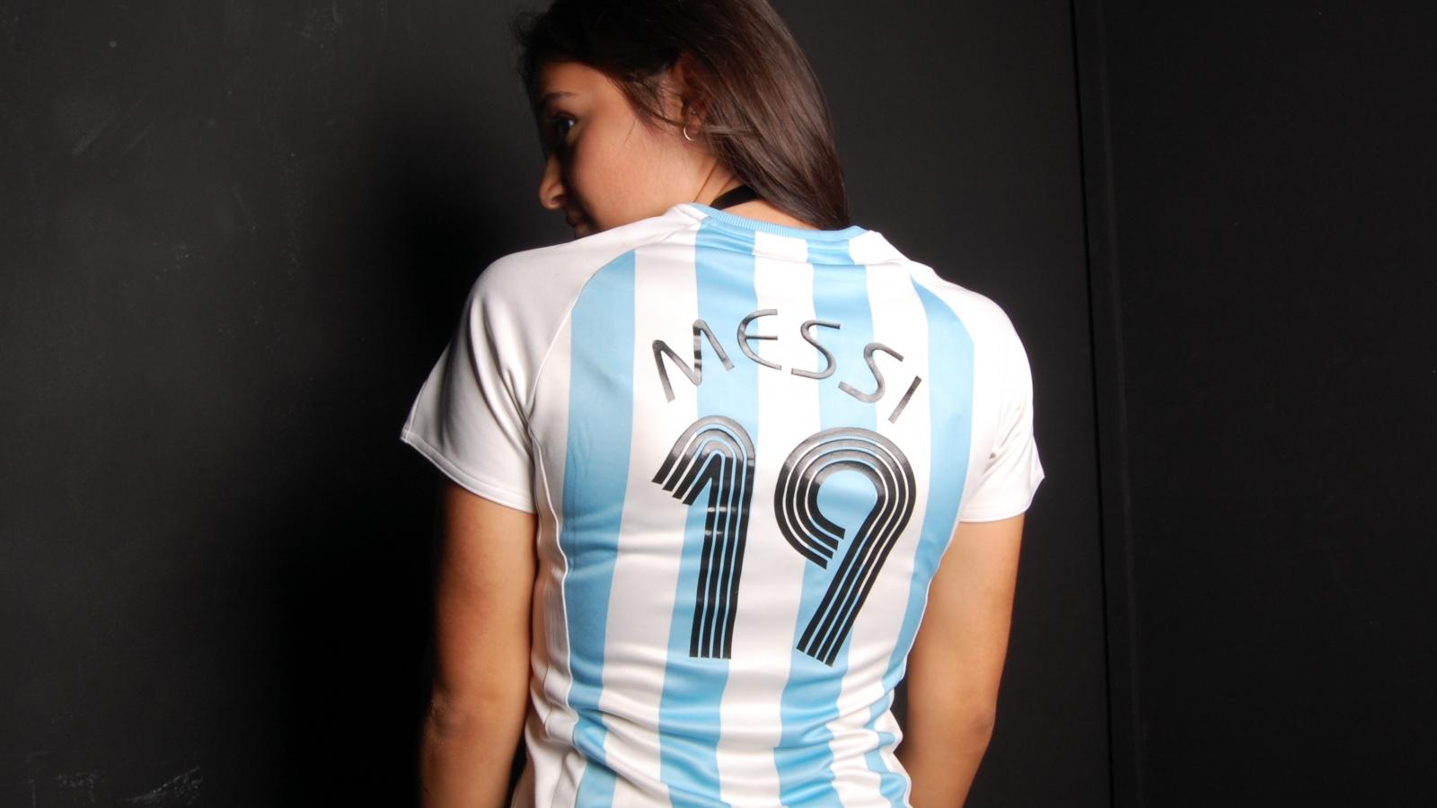 Hincha de Messi - 1600x900