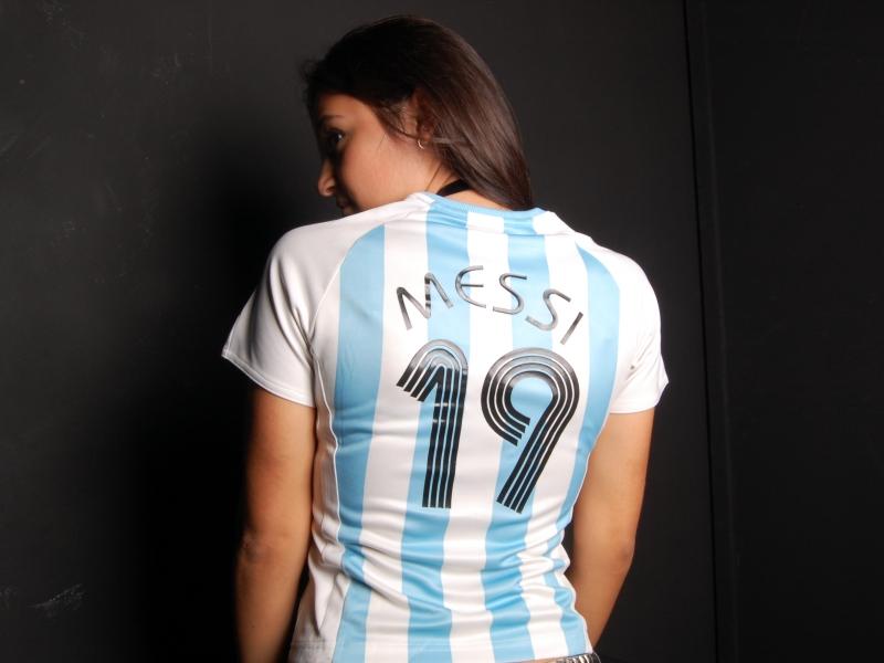 Hincha de Messi - 800x600
