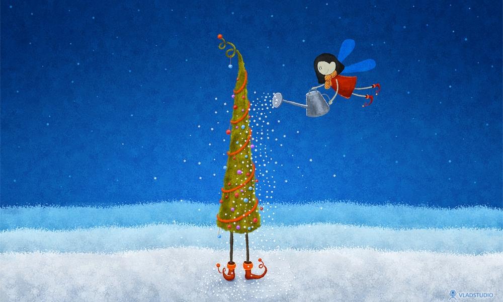 Imagenes para niños en navidad - 1000x600