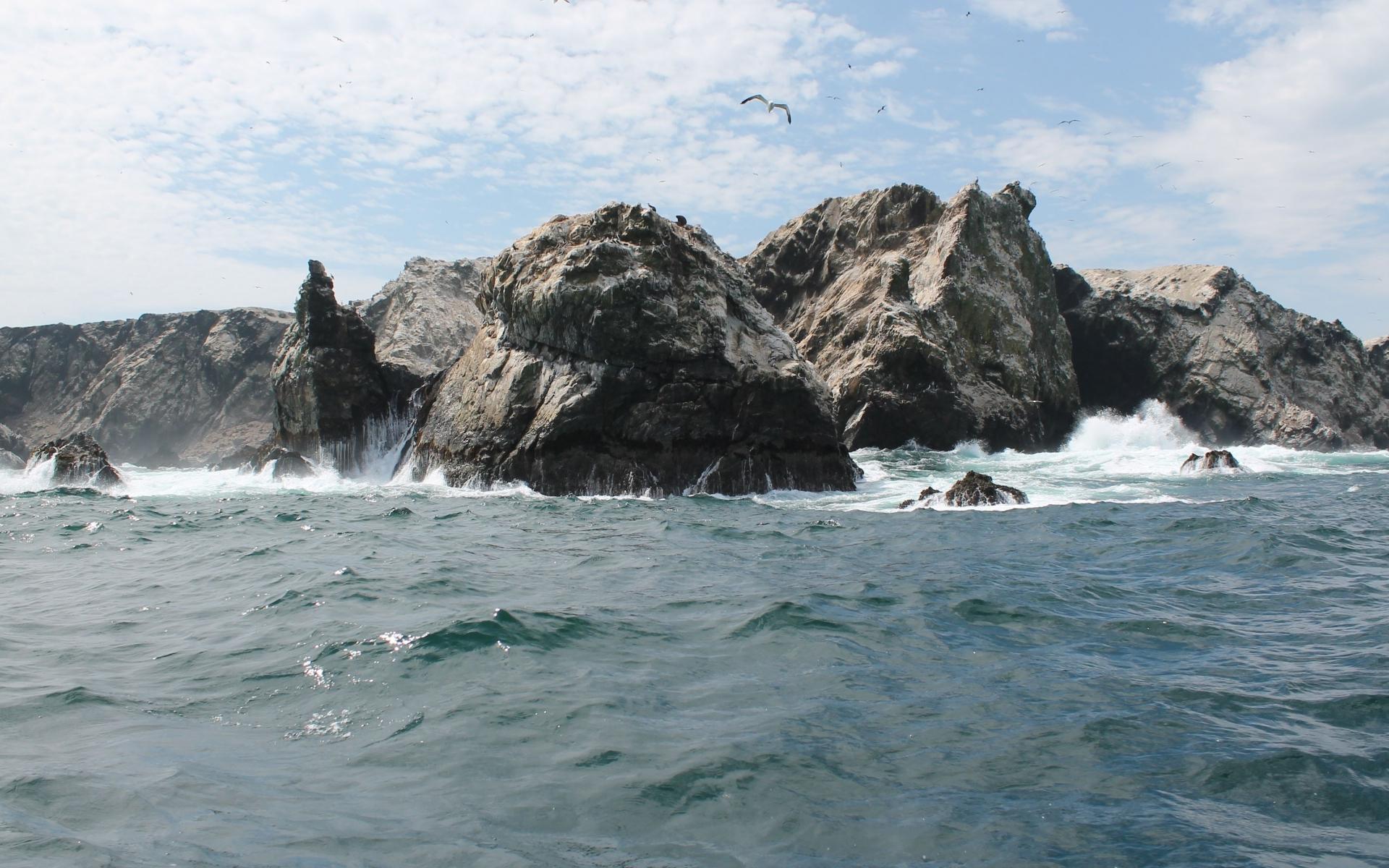 La Isla Foca Paita - 1920x1200