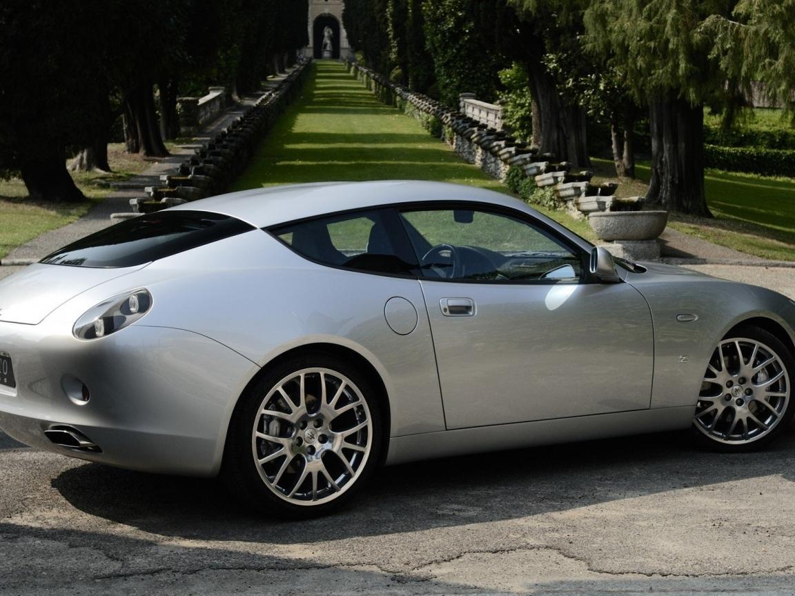 Maserati Zagato - 1152x864