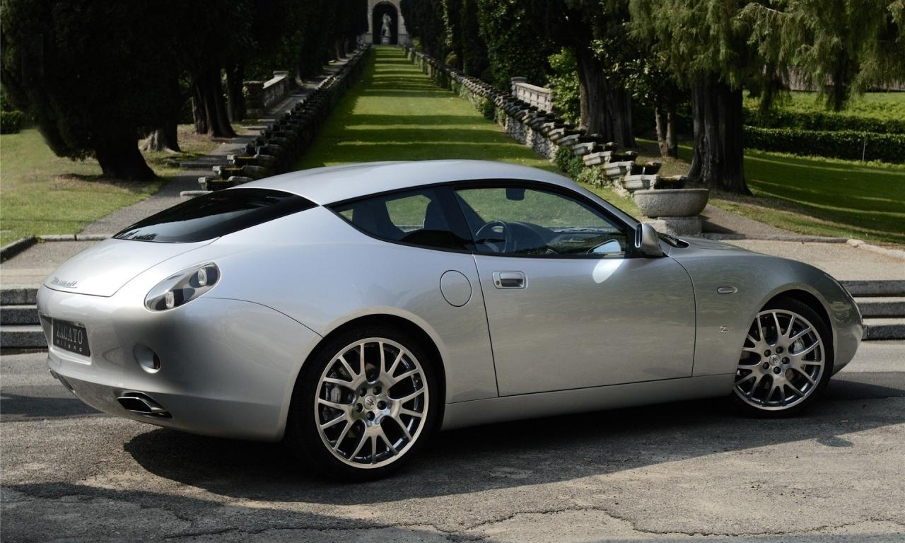 Maserati Zagato - 1280x768