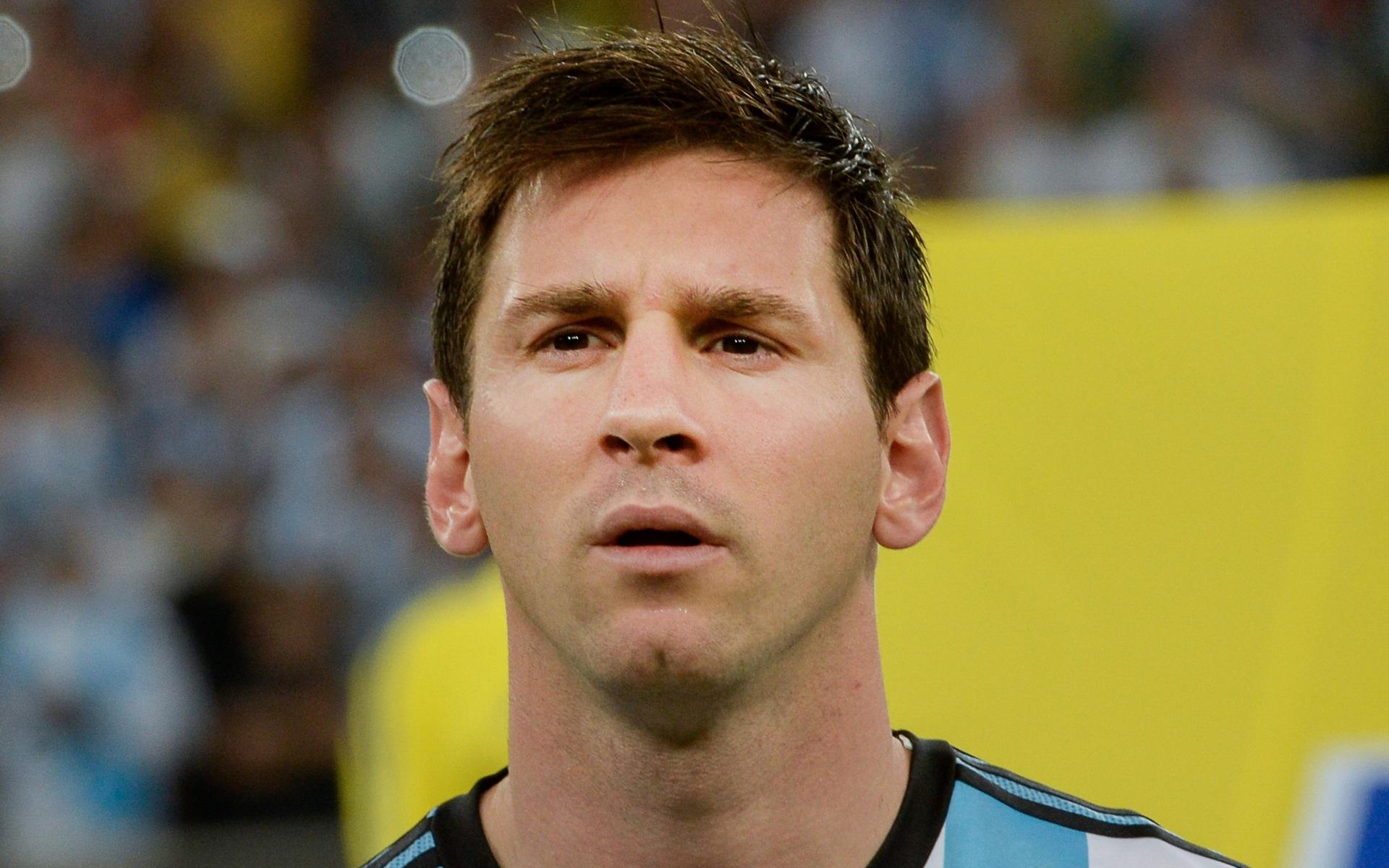 Messi - 1920x1200