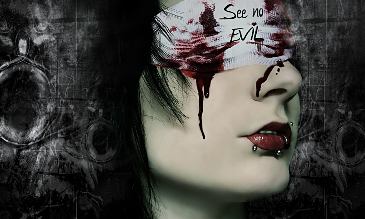 Mujer sangrando - 1280x768