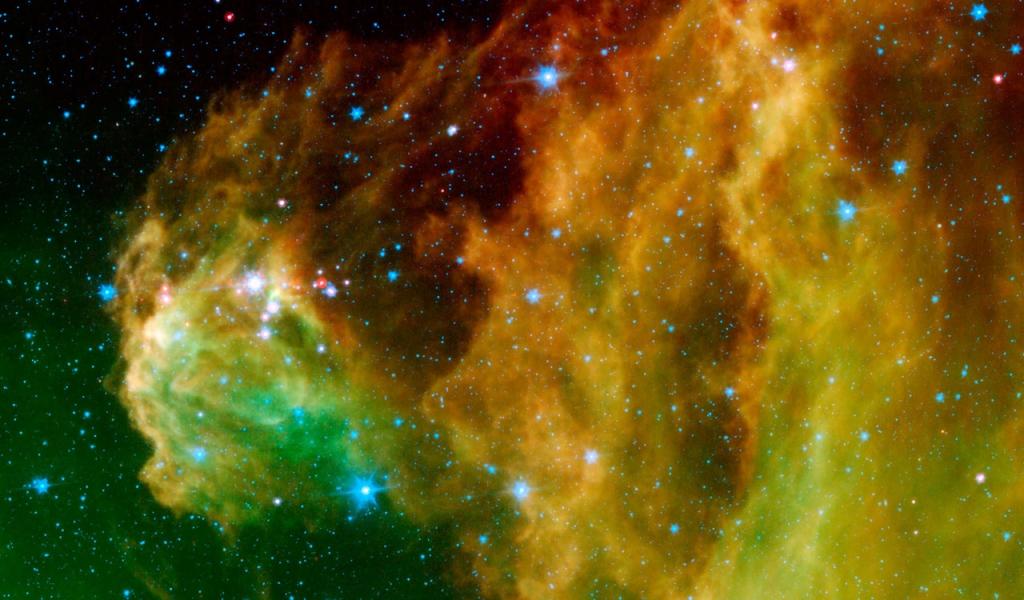 Nebulosas del espacio - 1024x600
