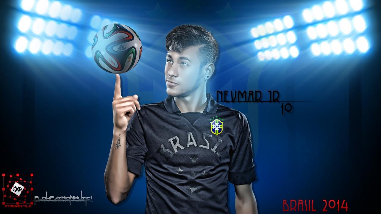 Neymar 10 - 1280x720