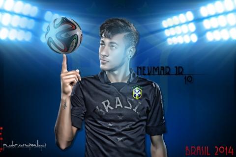Neymar 10 - 480x320