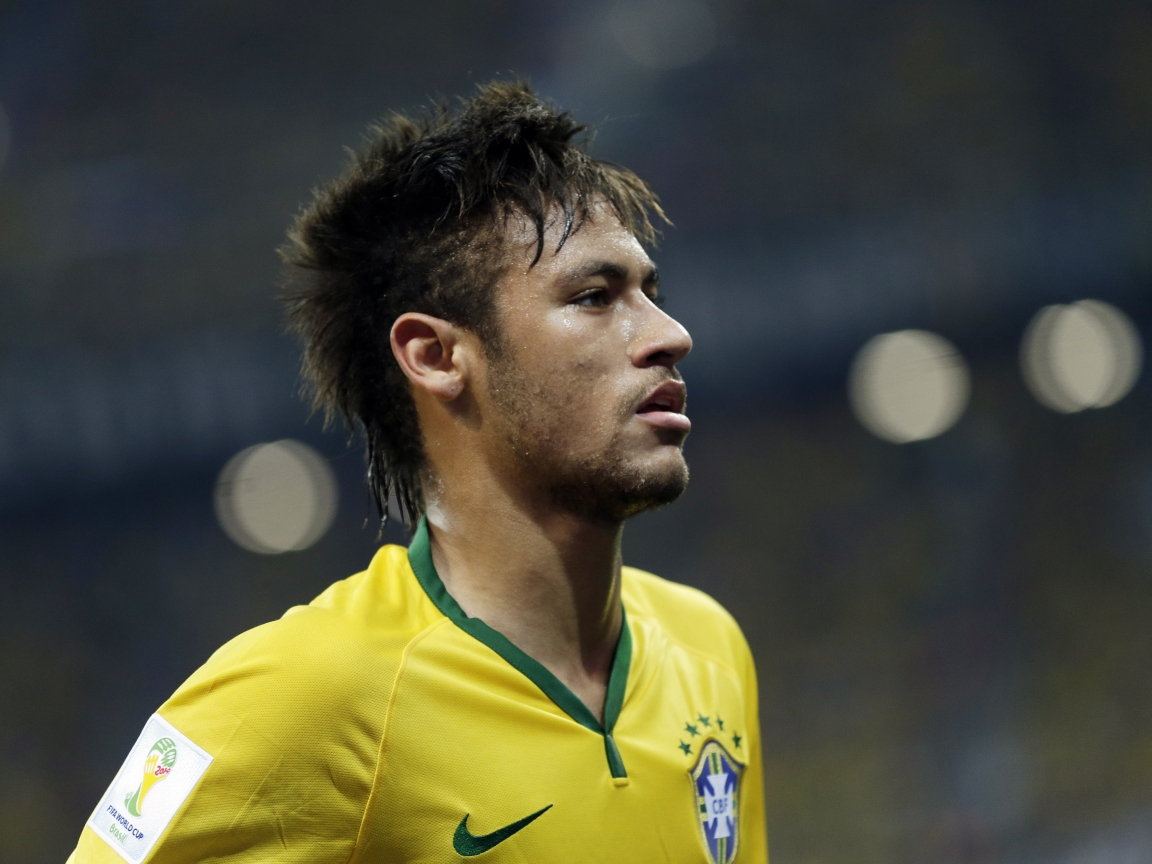 Neymar de Brasil - 1152x864