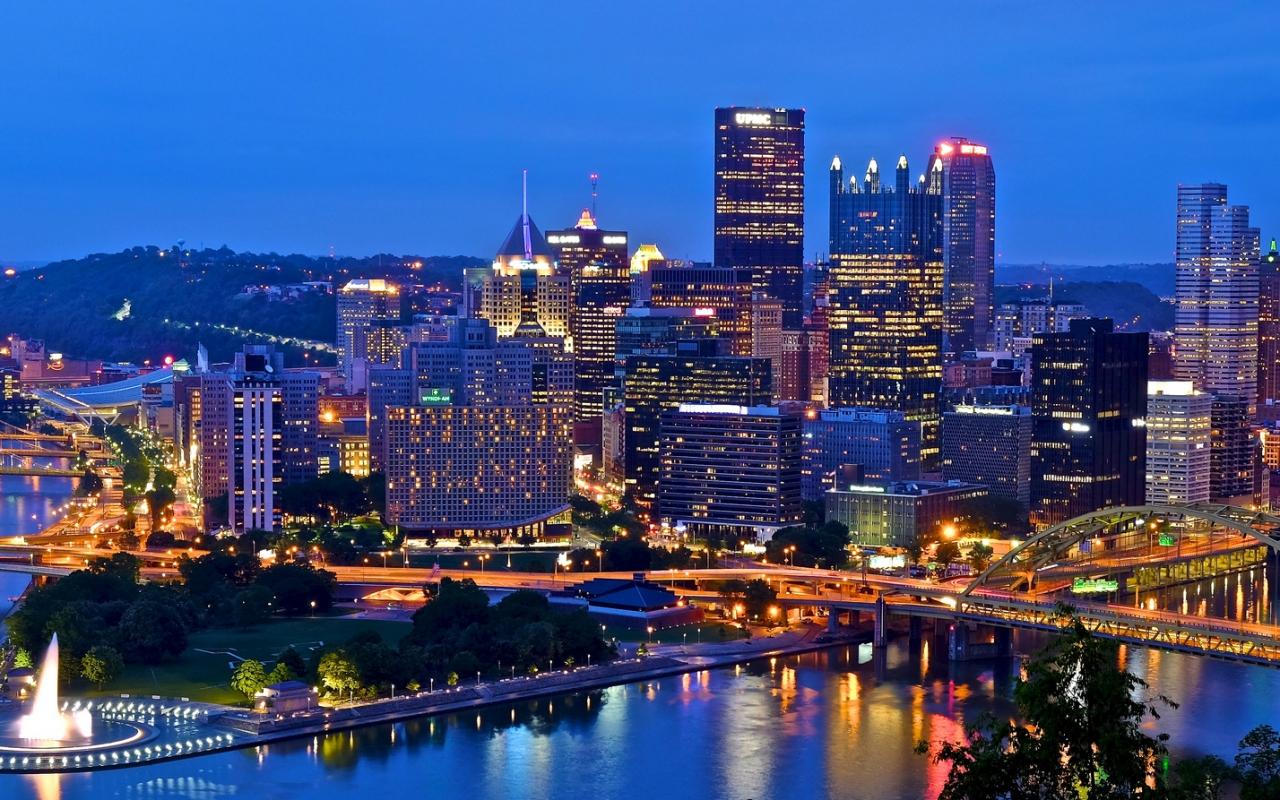 Pittsburgh - 1280x800