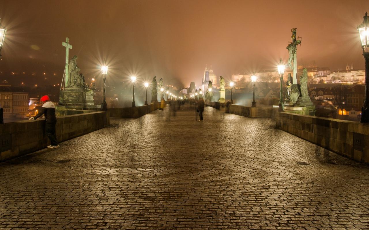 Puente al cementerio - 1280x800