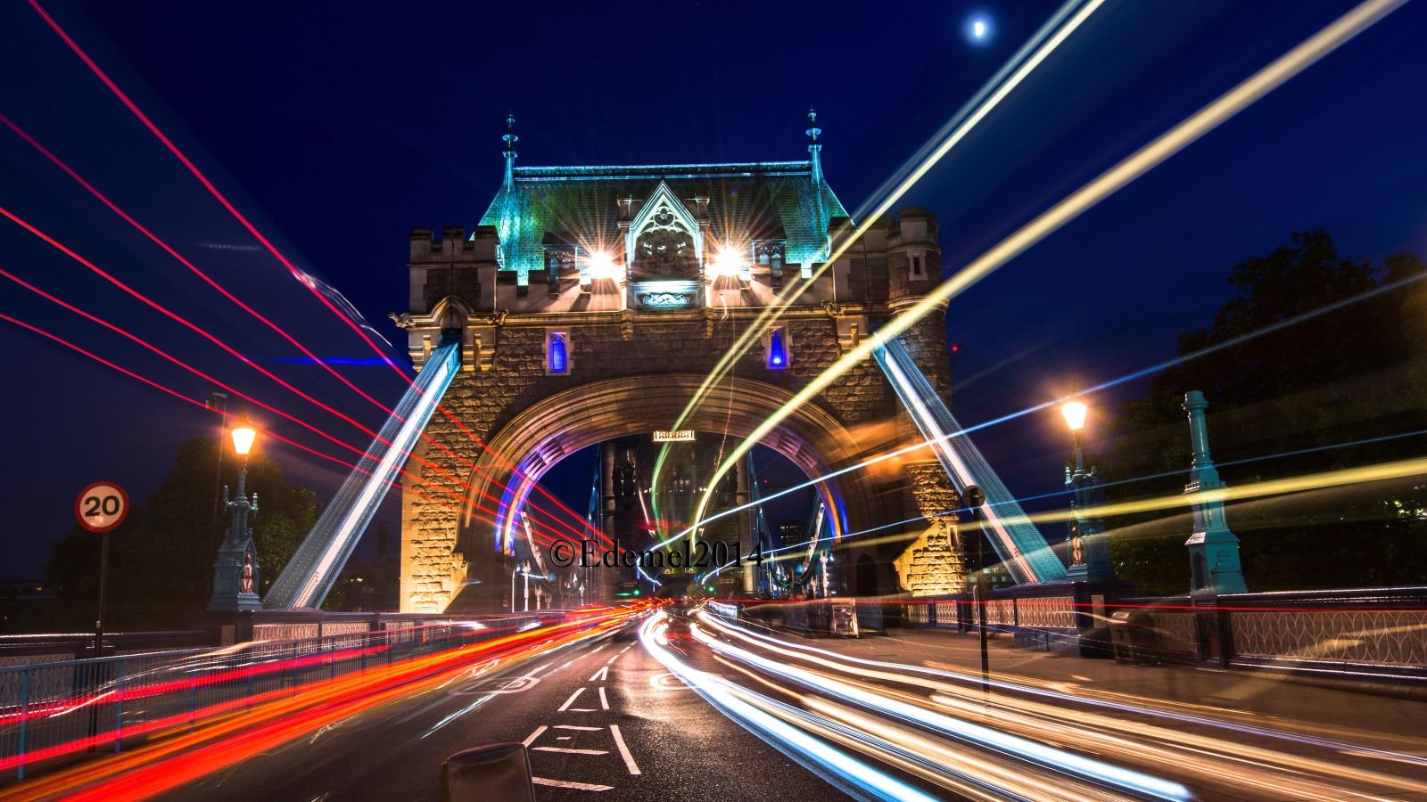 Puente en London - 1600x900