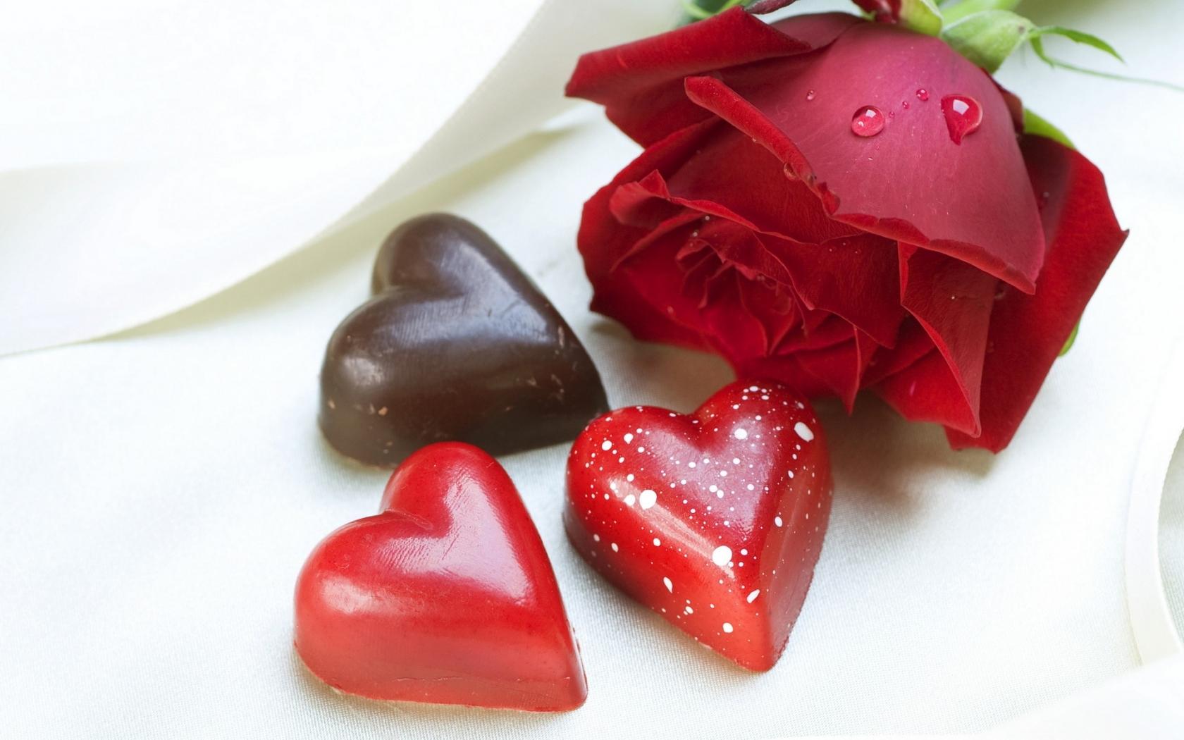Regalos para San Valentín - 1680x1050