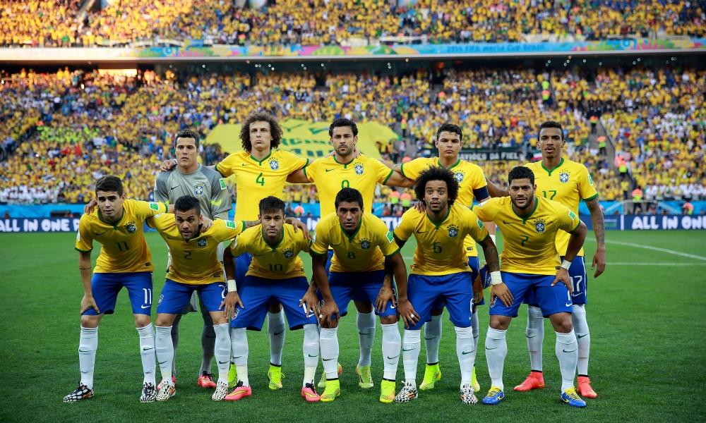 Selección de Brasil 2014 - 1000x600
