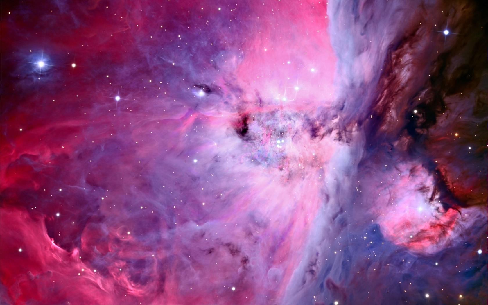 Textura de nebulosas - 1680x1050