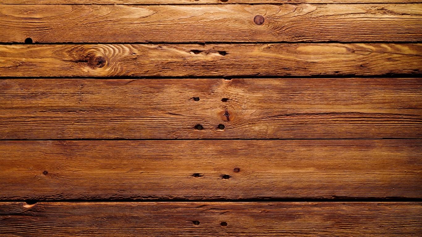 Textura tablas de madera - 1366x768