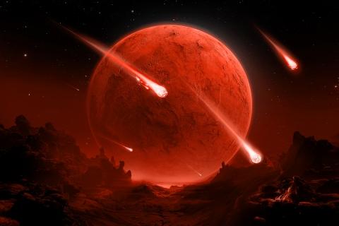 Viaje de Meteoritos - 480x320