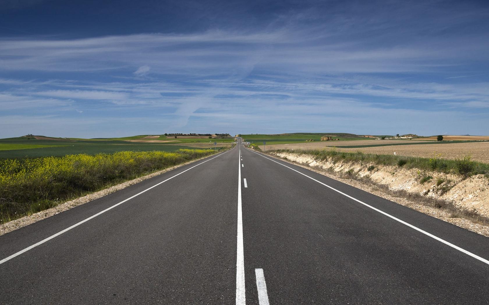 Vista panorámica de una pista - 1680x1050