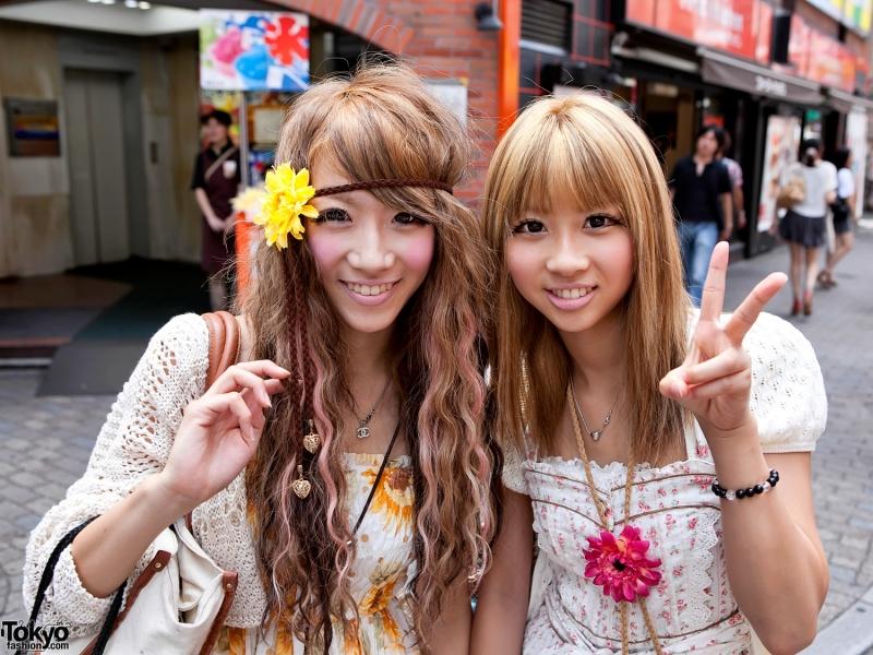 Bellezas japonesas - 800x600