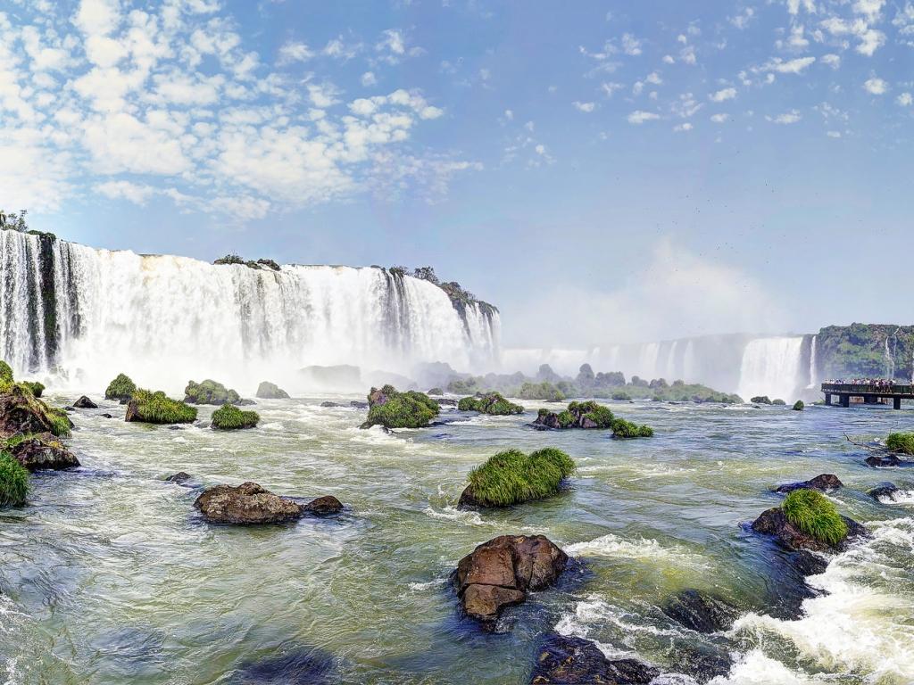 Cataratas de Iguazu - 1024x768