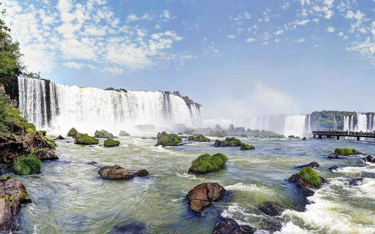 Cataratas de Iguazu - 1280x800