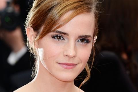 Emma Watson el rostro perfecto - 480x320