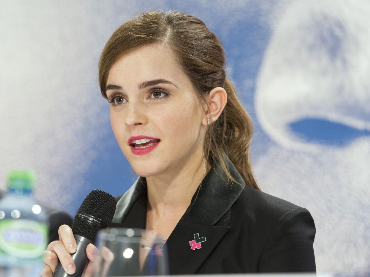 Emma Watson en la ONU - 1280x960