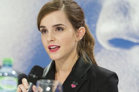 Emma Watson en la ONU - 480x320