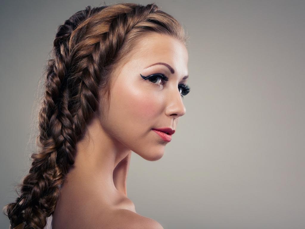 Peinados de mujeres hermosas - 1024x768