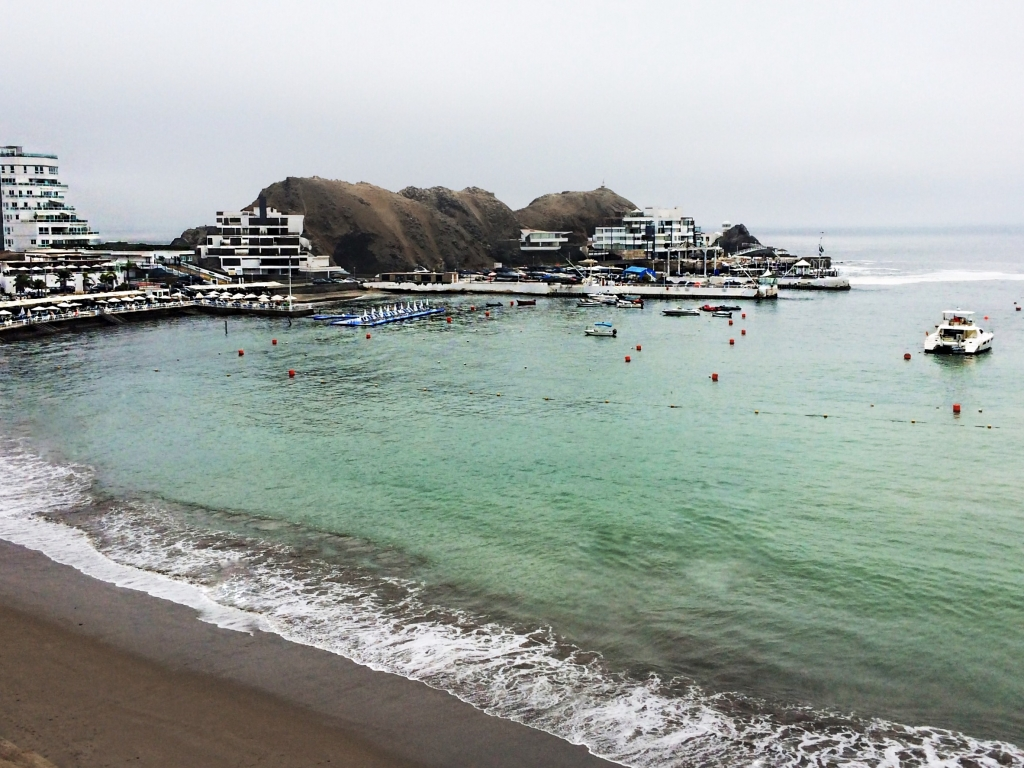 Playa Los Embajadores - Lima Sur - 1024x768