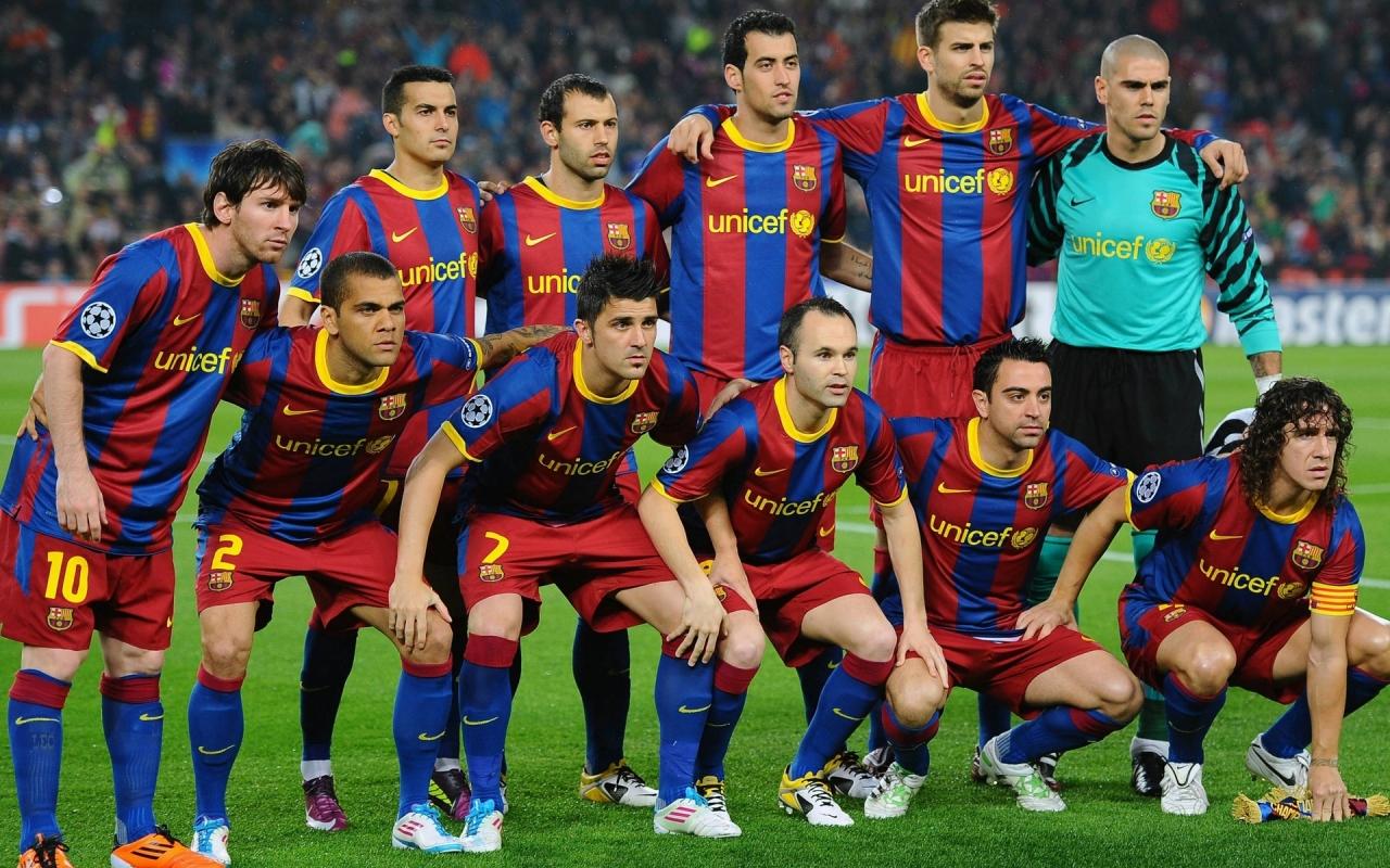 Selección del Barcelona 2015 - 1280x800
